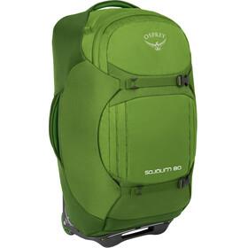 Osprey Sojourn 80 Travel Luggage green